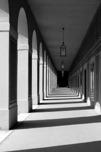 Shadows in Munich