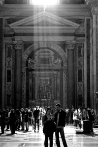 Sunlight in St Peters