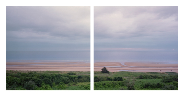 Colleville-sur-Mer I, Normandy, France. 2014