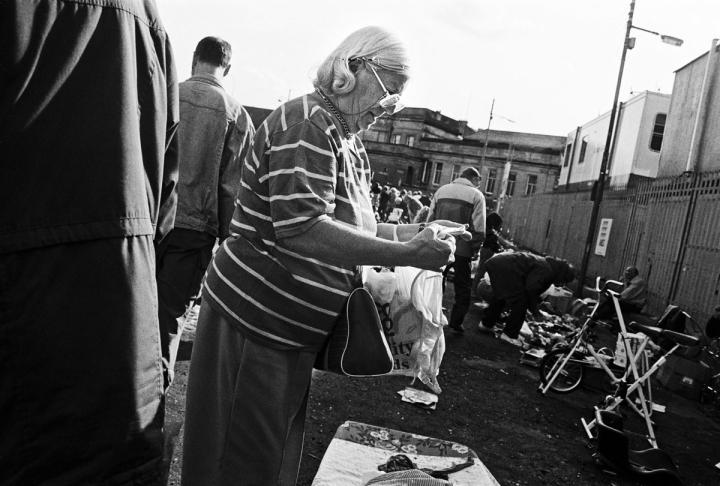 Glasgow, Paddy's Market